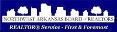 Northwest Arkansas Board of Realtors logo