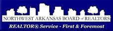 Northwest Arkansas Board of Realtors logo