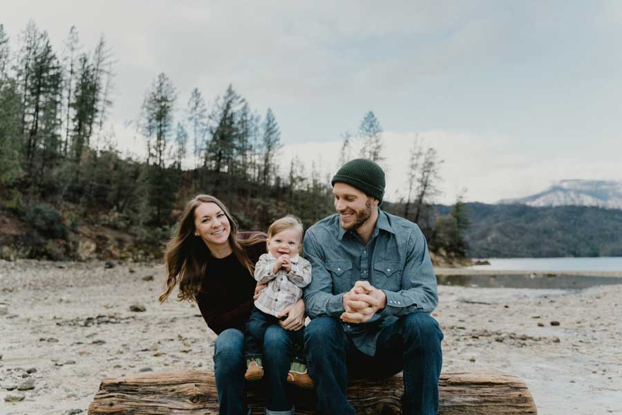 Old Creek Owner Teddy Teddy Dellaganna and Family