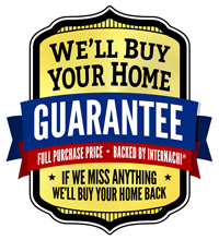 InterNACHI Buy Back Guarantee badge
