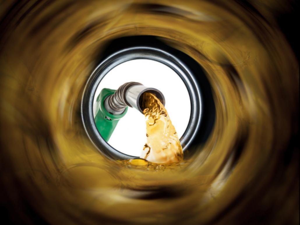 Oil Taknk sweeps