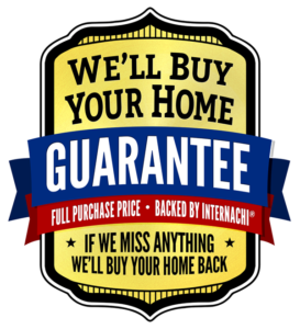 Buy back guarantee logo