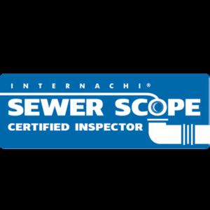 Sewer Scope Certified logo
