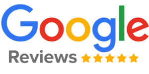 Google reviews link and i5 star icon