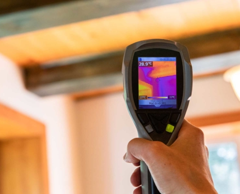 Infrared Thermal Imaging Device