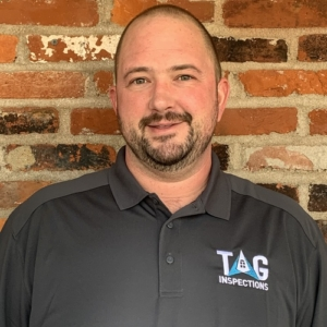 TAG Inspections OWNER, Tim Granahan