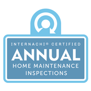 Annual Home Inspection InterNACHI Certified Badge