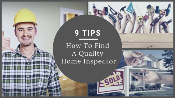 a quality home inspector | Nashville Home Inspection