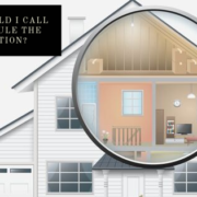 When Should I Call To Schedule The Inspection? | American Verified Home Inspection | Home Inspection Cincinnati